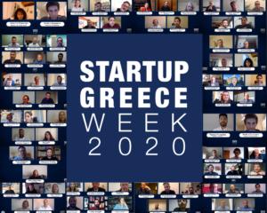 Παγκόσμια πρωτιά ελληνικής πρωτοβουλίας για Startups – Startup Greece Week 2020.