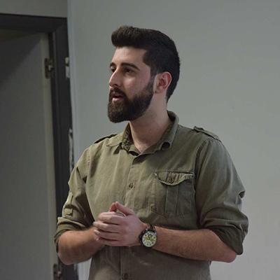 Dimitris Moustakas - Co-Founder of AidPlex